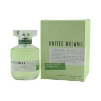 Benetton United Dreams Live Free For Women - بنتون یونایتد دریمز لیو فری  - 100 - 2